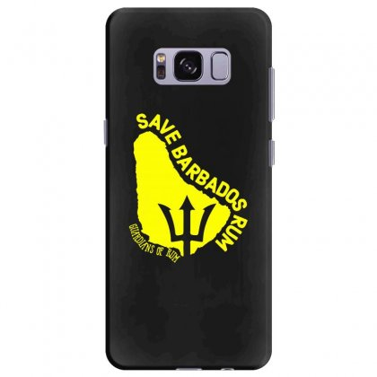 Save The Barbados Samsung Galaxy S8 Plus Case Designed By Oktaviany