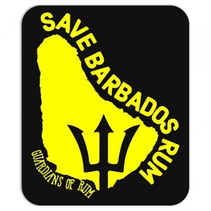 Save The Barbados Mousepad Designed By Oktaviany
