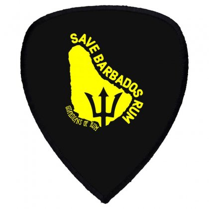 Save The Barbados Shield S Patch Designed By Oktaviany