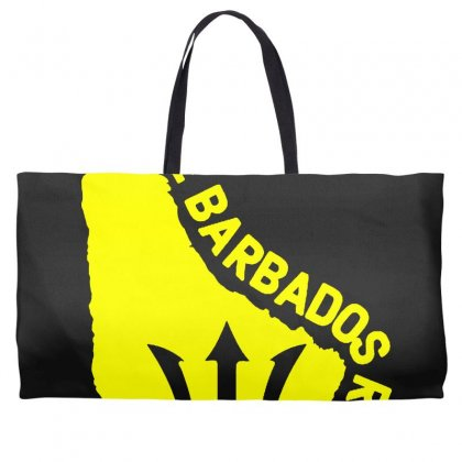 Save The Barbados Weekender Totes Designed By Oktaviany