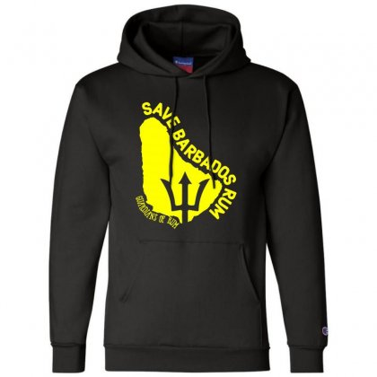 Save The Barbados Champion Hoodie Designed By Oktaviany