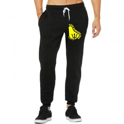 Save The Barbados Unisex Jogger Designed By Oktaviany