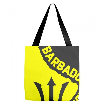 Save The Barbados Tote Bags Designed By Oktaviany