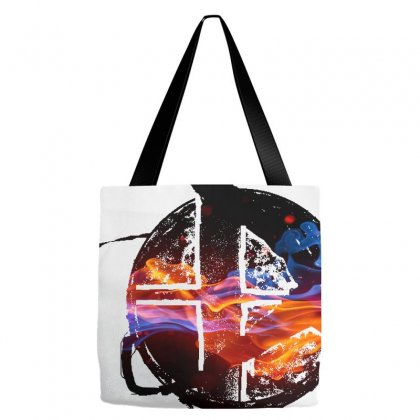 Smash Ball Bros Tote Bags Designed By Oktaviany