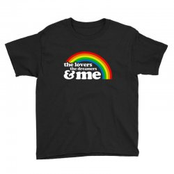 rainbow the lover the dreamer and me Youth Tee | Artistshot