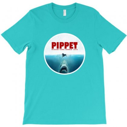 Jaws   Pippet T-shirt Designed By Sr88