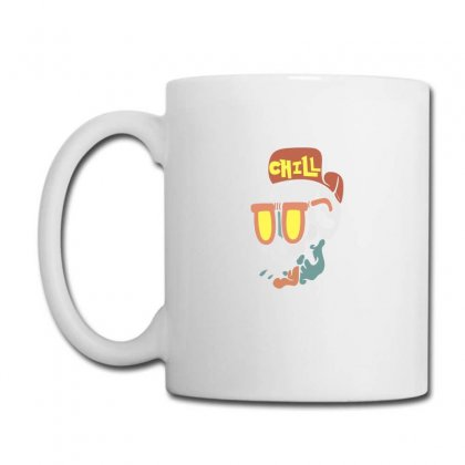 Chill For Dark Coffee Mug Designed By Zeynepu