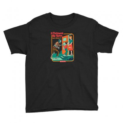 First Pet Youth Tee Designed By Disgus_thing