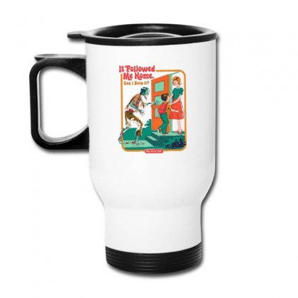 First Pet Travel Mug Designed By Disgus_thing