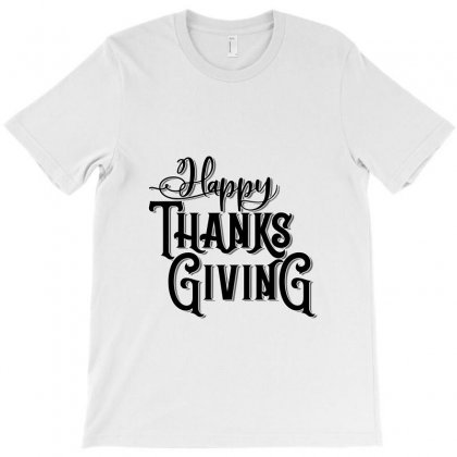 Happy Thanksgiving 2019 T-shirt Designed By Tiococacola