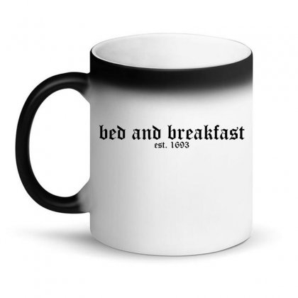 Bed And Breakfast Magic Mug Designed By Moneyfuture17