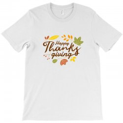 Happy Thanksgiving T-Shirt | Artistshot