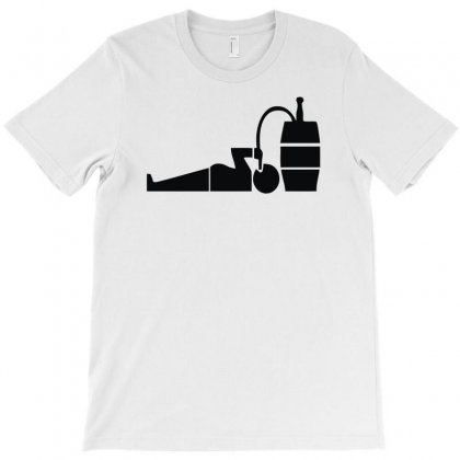 Drink Beer T Shirt T-shirt Designed By Erryshop