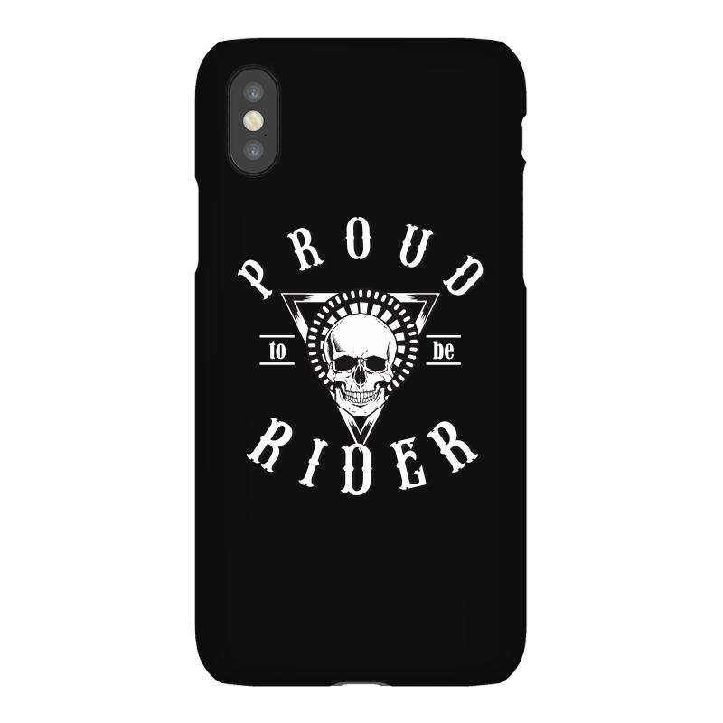 Proud To Be Rider Iphonex Case | Artistshot