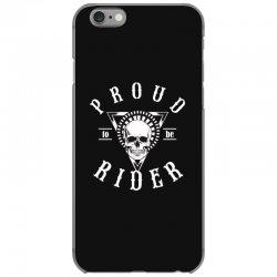 proud to be rider iPhone 6/6s Case | Artistshot