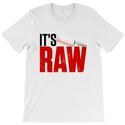 It's Raw Vintage T-shirt Designed By Ainazee Tees