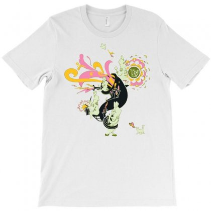 Music Of Sound T-shirt Designed By Ronart