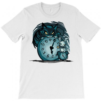 New It's Time Alice T-shirt Designed By Ronart