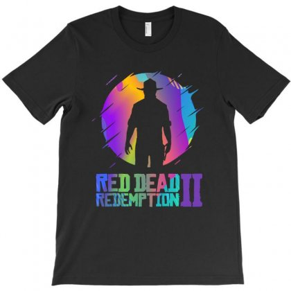 Red Dead Redemption T-shirt Designed By Ainazee Tees