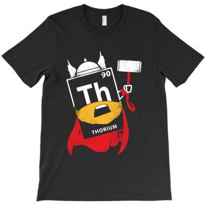 Thorium T-shirt Designed By Ainazee Tees