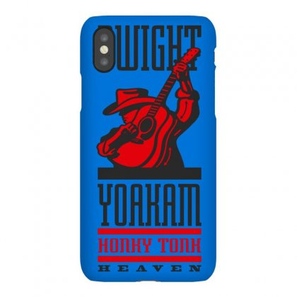 New Dwight Yoakam Country Iphonex Case Designed By Artwoman