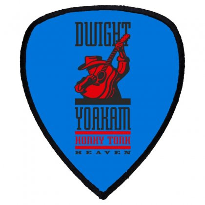 New Dwight Yoakam Country Shield S Patch Designed By Artwoman