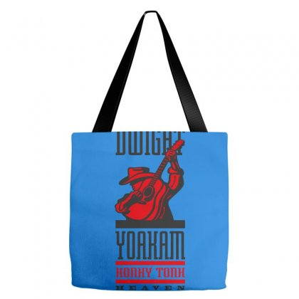 New Dwight Yoakam Country Tote Bags Designed By Artwoman