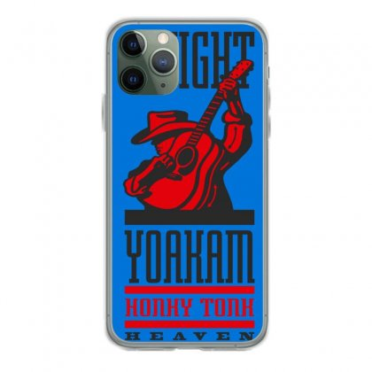 New Dwight Yoakam Country Iphone 11 Pro Case Designed By Artwoman