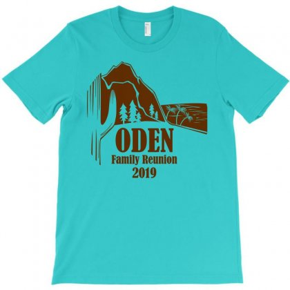 Oden Family Reunion T-shirt Designed By Artwoman
