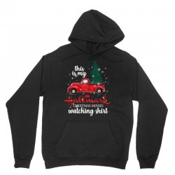 this is my hallmark christmas movies watching shirt for dark Unisex Hoodie | Artistshot