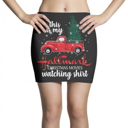 This Is My Hallmark Christmas Movies Watching Shirt For Dark Mini Skirts Designed By Sengul