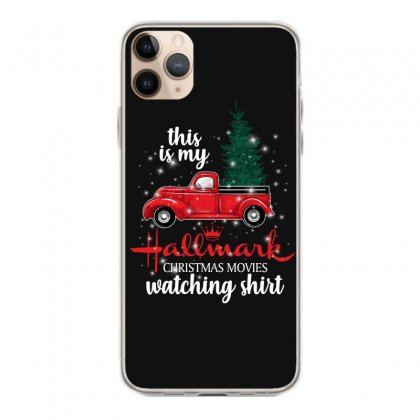 This Is My Hallmark Christmas Movies Watching Shirt For Dark Iphone 11 Pro Max Case Designed By Sengul