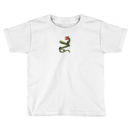 Chinese Dragon Toddler T-shirt Designed By Demiandan
