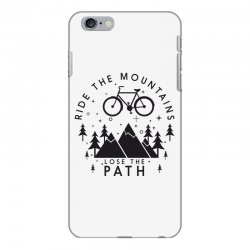 Ride the mountains lose the path iPhone 6 Plus/6s Plus Case | Artistshot
