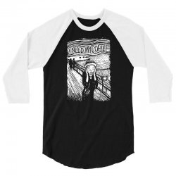 scream for coffee 3/4 Sleeve Shirt | Artistshot