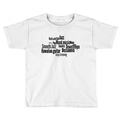 House Music Toddler T-shirt Designed By Adore