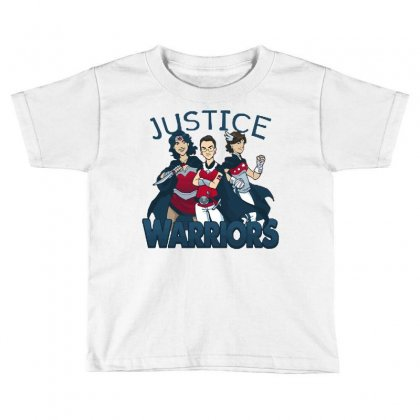 Supreme Justice Warriors Toddler T-shirt Designed By Royart
