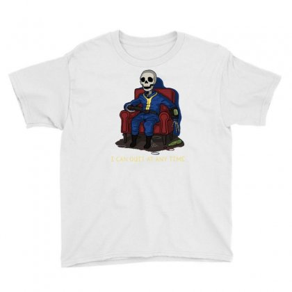 Sure You Can Youth Tee Designed By Royart
