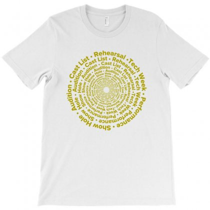 Circle Of Life Stages Funny Theatre Actor Actress T Shirt T-shirt Designed By Sr88