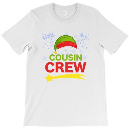 Cousin Crew For Light T-shirt Designed By Hasret