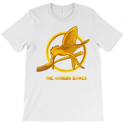 The Hangry Games T-shirt Designed By Royart
