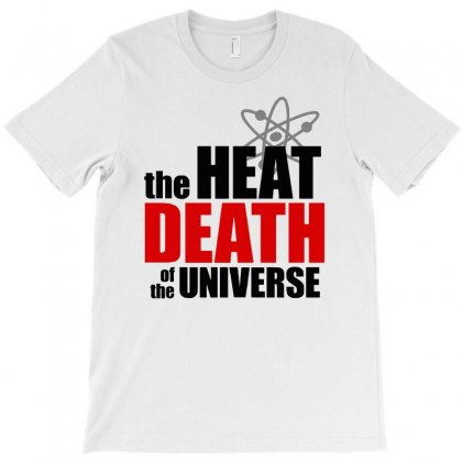 The Heat Death Of The Universe T-shirt Designed By Royart
