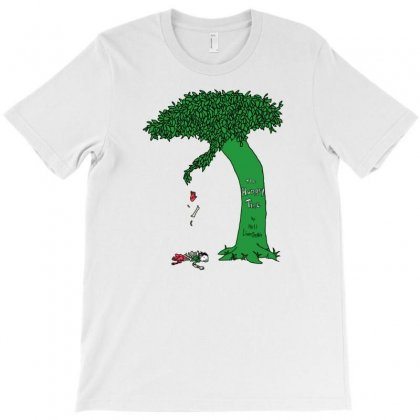 The Hungry Tree T-shirt Designed By Royart