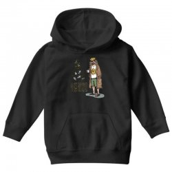 the king abides Youth Hoodie | Artistshot