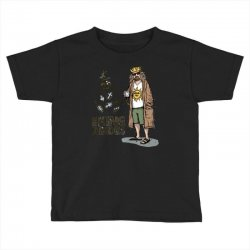 the king abides Toddler T-shirt | Artistshot