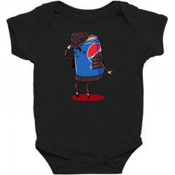 the king of pop Baby Bodysuit | Artistshot