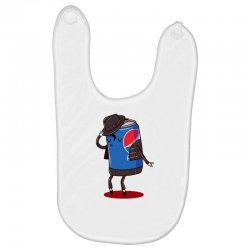 the king of pop Baby Bibs | Artistshot