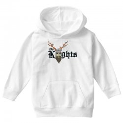 the knights Youth Hoodie | Artistshot