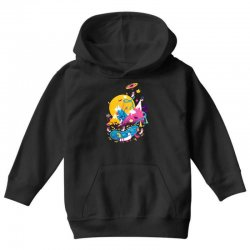 the land of lost socks Youth Hoodie | Artistshot