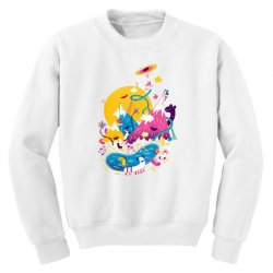 the land of lost socks Youth Sweatshirt | Artistshot
